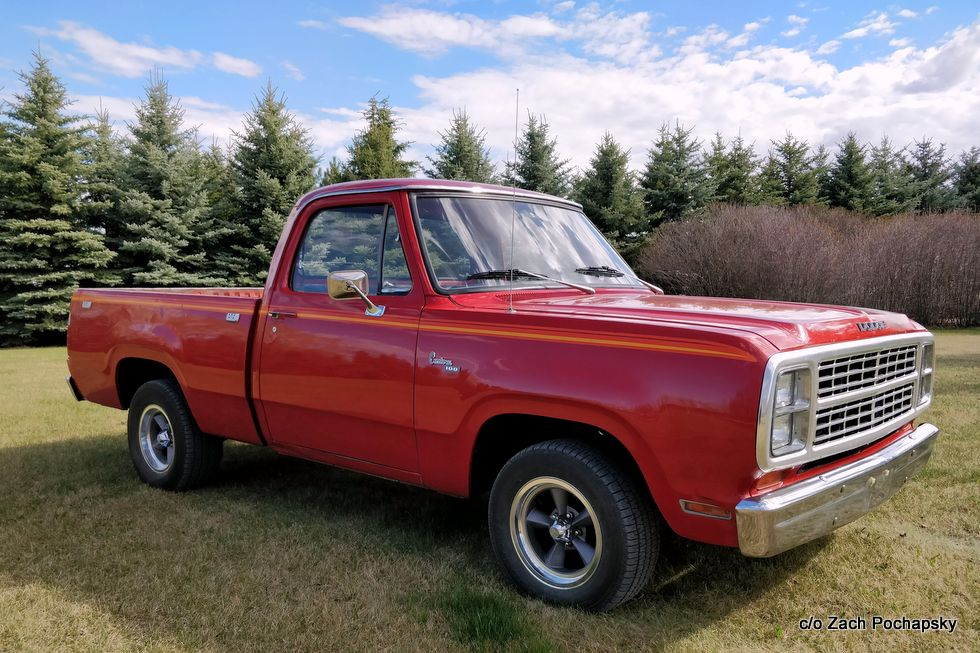 79 Dodge Truck