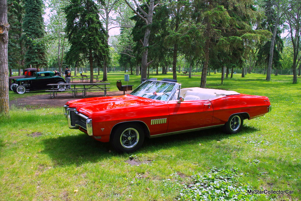 FEBRUARY 2020: A 1968 PONTIAC PARISIENNE 2+2 CONVERTIBLE IS A WEDDING CAR  FILLED WITH MEMORIES – MyStarCollectorCar